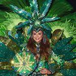 Miss Univers: une candidate canadienne costumée en cannabis
