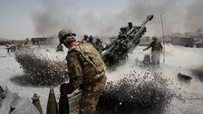 Βόμβα Αφγανιστάν Έκθεση Εδάφη Με Γδούπο Στο Καπιτώλιο