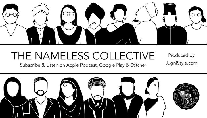 """Manjot Bains produces """"The Nameless Collective,"""" a podcast about South Asian Canadian history."""
