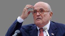 Giuliani Zeigt an, werde Er Bericht Über die Ukraine-Reise in Dieser Woche