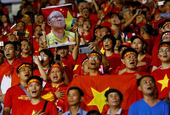 Southeast Asian Games - Soccer Football - Indonesia v Vietnam - Final - Rizal Memorial Stadium, Manila, Philippines - December 10, 2019