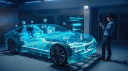 スマートフォン、電気自動車…今、化学メーカーの技術が至るところで用いられています。