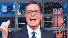 5df06b7d210000ff0734f9e8 - Colbert: There's Just 1 Thing You Need To Know About Trump Impeachment