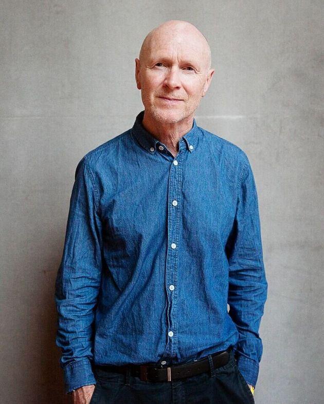 ケン・ローチ映画で脚本を20年以上担当する、ポール・ラヴァティ氏。『スイート・シクスティーン』(02)ではカンヌ映画祭脚本賞を受賞