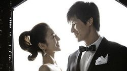 김성은이 정조국과의 결혼 10주년 자축하며 올린