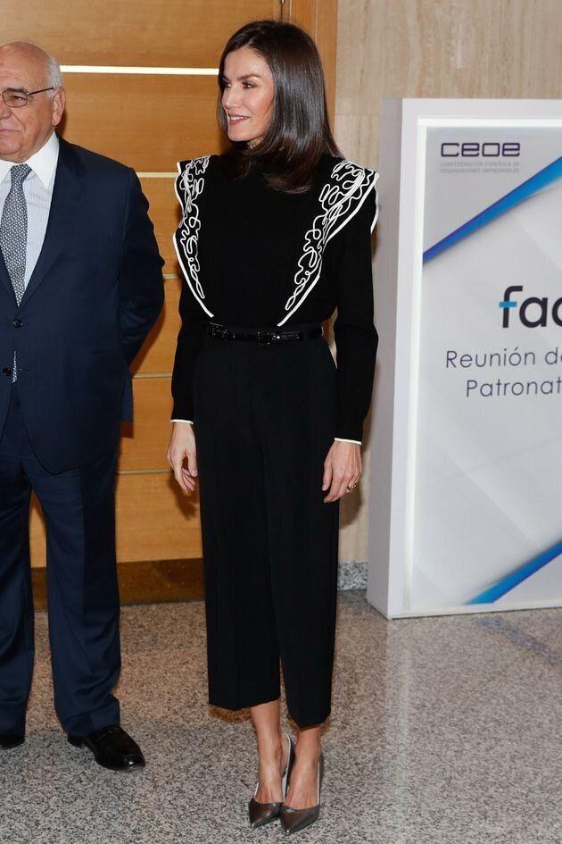 La prensa alemana se rinde ante el último estilismo de la reina Letizia y destaca un aspecto en