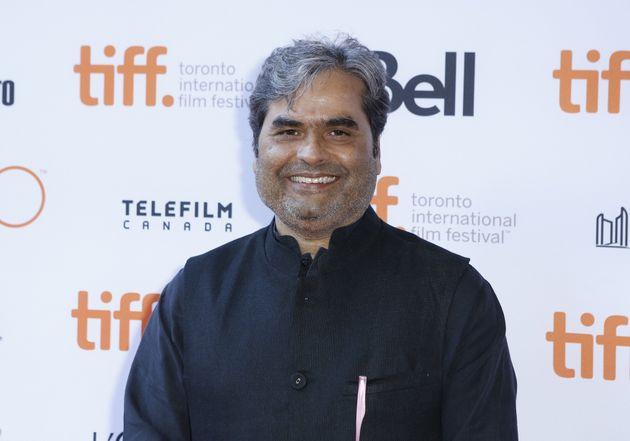 Vishal Bhardwaj attends the premiere for