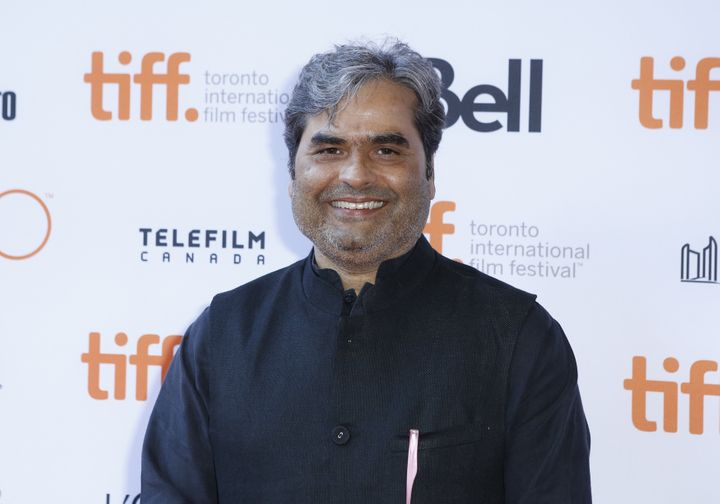 "Vishal Bhardwaj attends the premiere for ""Guilty"" on day 5 of the Toronto International Film Festival at the Ryerson theatre on Monday, Sept. 14, 2015, in Toronto. (Photo by Tony Felgueiras/Invision/AP)"