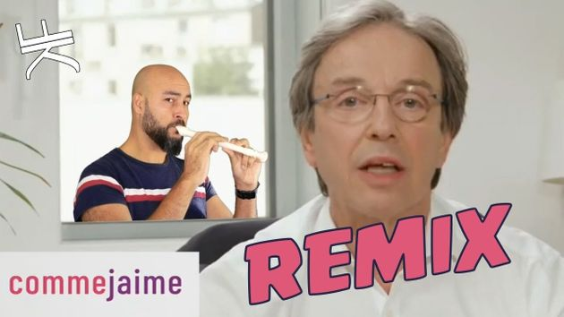 Le youtubeur Khaled Freak a dévoilé son remix de la publicité