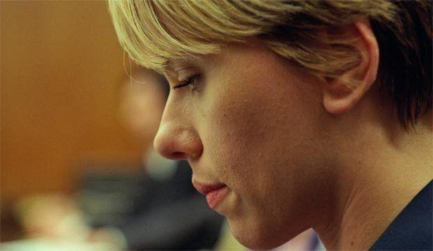 Scarlett Johansson en 'Historia de un matrimonio'.