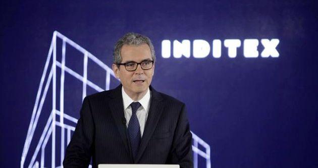 El presidente de Inditex, Pablo