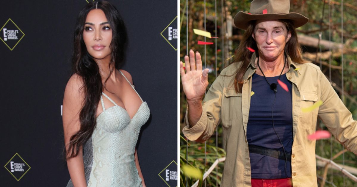 Kim K Sets The Record Straight Over No-Show At Caitlyn Jenner's I'm A Celebrity Exit
