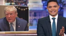 Trevor Noah Reveals Why He's 'Actually Proud' Of Trump Over