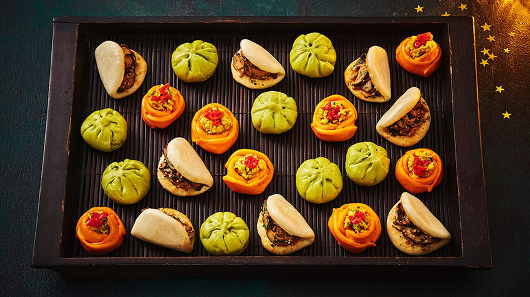 The Best Vegan Party Canapés To Keep Your Christmas Guests