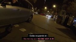 Un ciclista graba una discusión de tráfico: las palabras del conductor llevan 30.000 'me