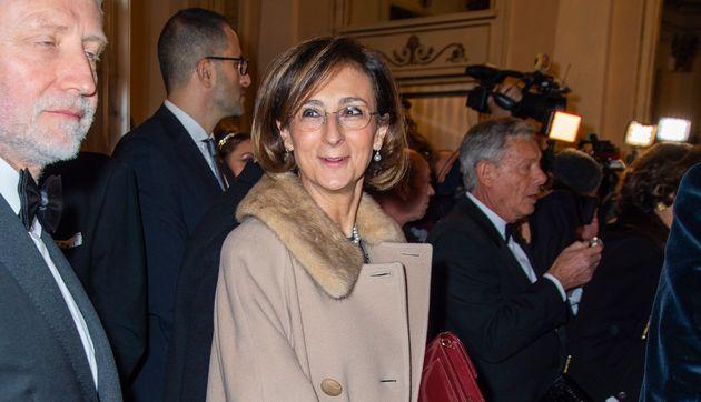 Marta Cartabia eletta presidente della Consulta
