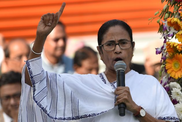 West Bengal chief minister and TMC chief Mamata Banerjee in a file