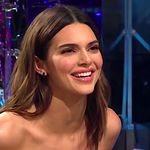 Kendall Jenner Names Worst Parent In Kardashian Family On 'Late Late