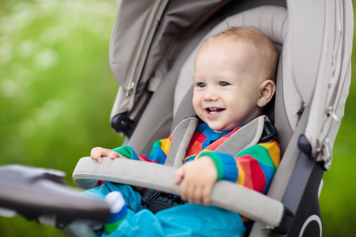 It is best to wait until your child is at least one year old before you bring them for a hike in your best stroller for hiking trails.