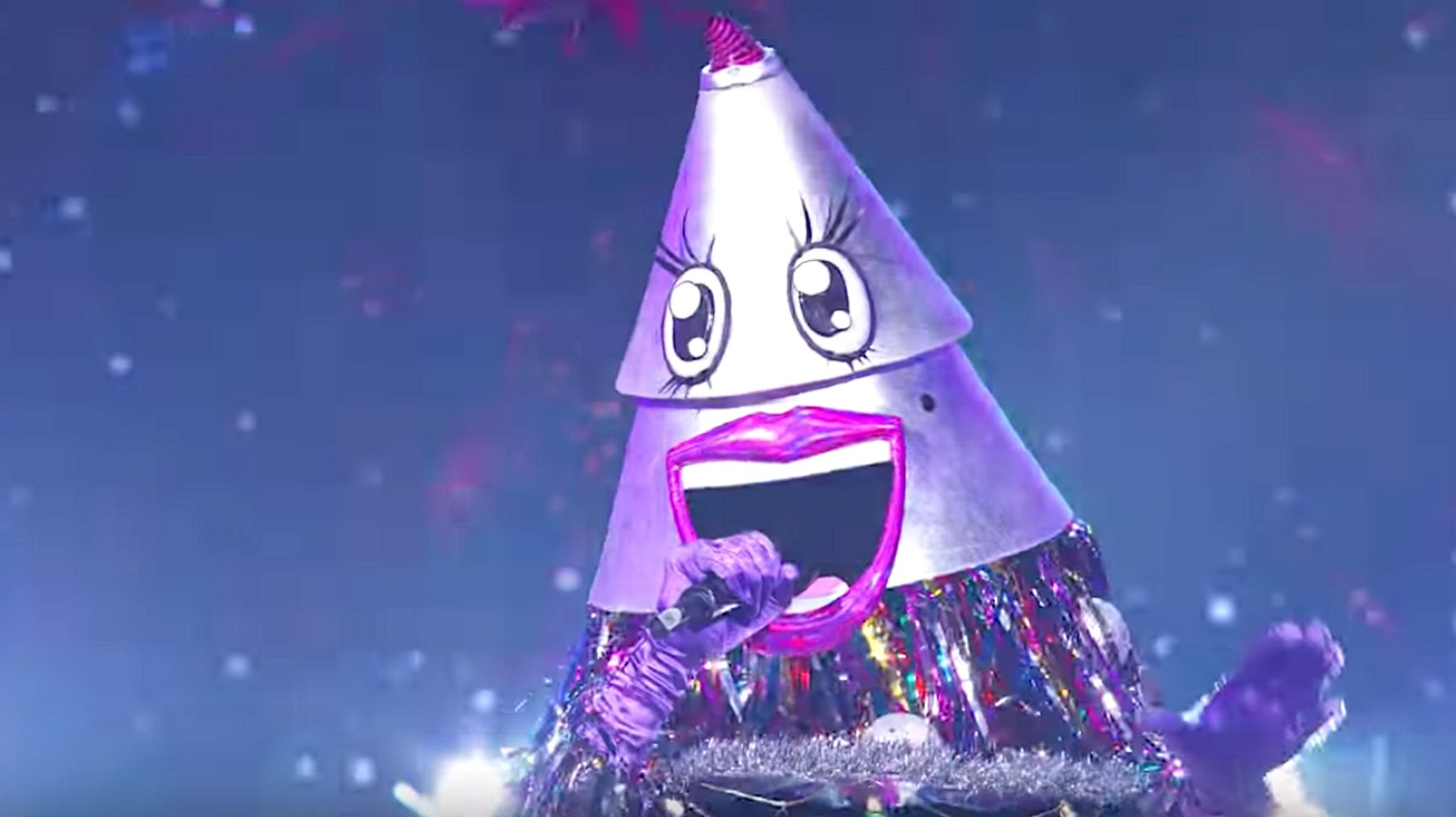 Westlake Legal Group 5df0d0f92400001b0a5a2f3d 'The Masked Singer' Unmasks Tree And She's Tough To Top (Spoiler)