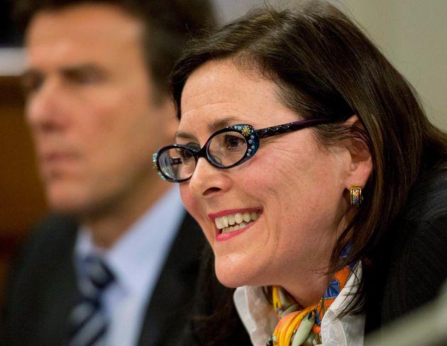 La présidente de la Fédération des médecins spécialistes du Québec, Diane