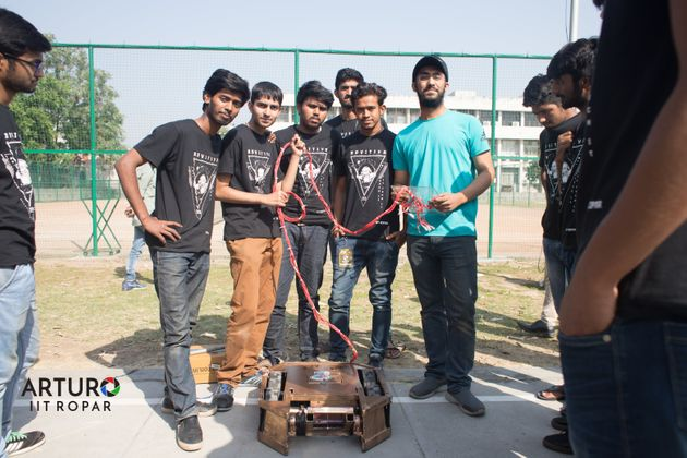 The Technology Business Incubation Foundation (TBIF) at IIT Ropar is giving wings to young engineers...
