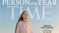 Greta Thunberg Is Time Magazine's Youngest 'Person Of The
