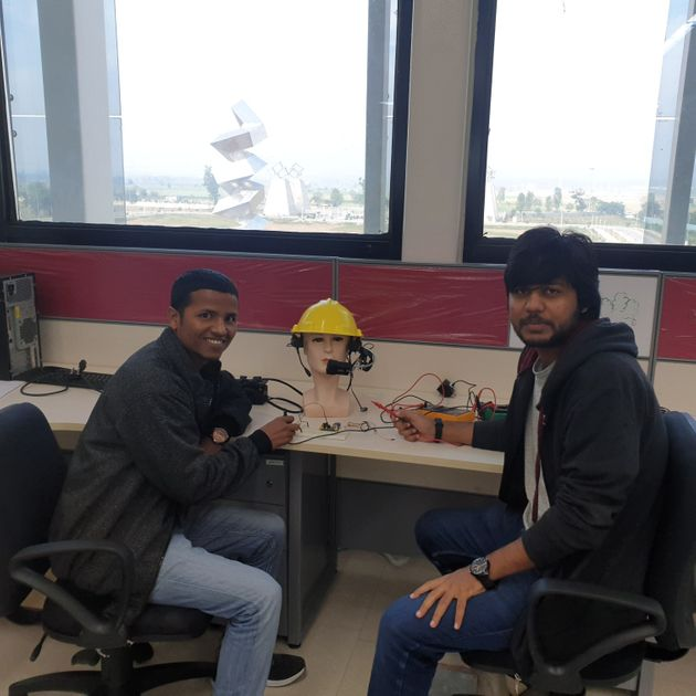 Rohit Varma's Augniscient Pvt Ltd start up at TBIF is venturing into the field of Augmented Reality....