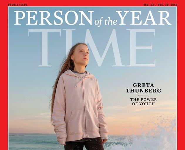 Time: Πρόσωπο της χρονιάς η Γκρέτα