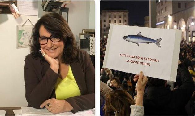 """Daria Colombo: """"Le Sardine ci somigliano, ma serve più visibilità alle donne"""""""