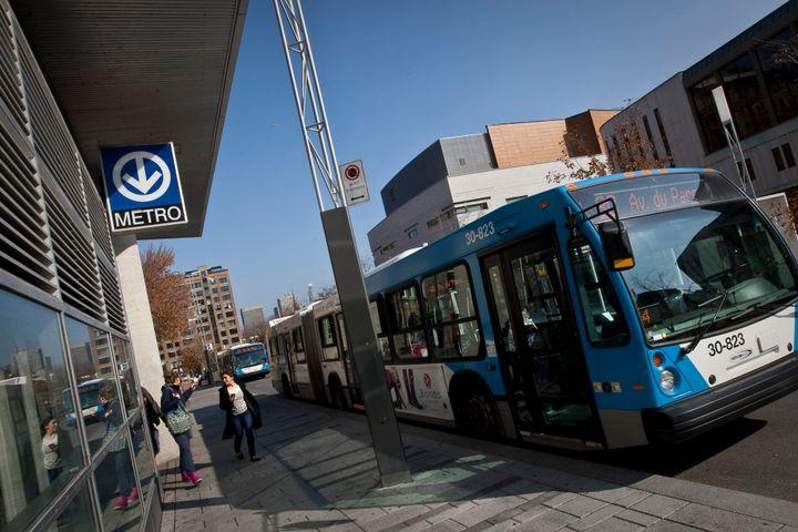 Le taux de ponctualité des autobus de la STM est d'à peine 78%, selon les plus récentes données disponibles.