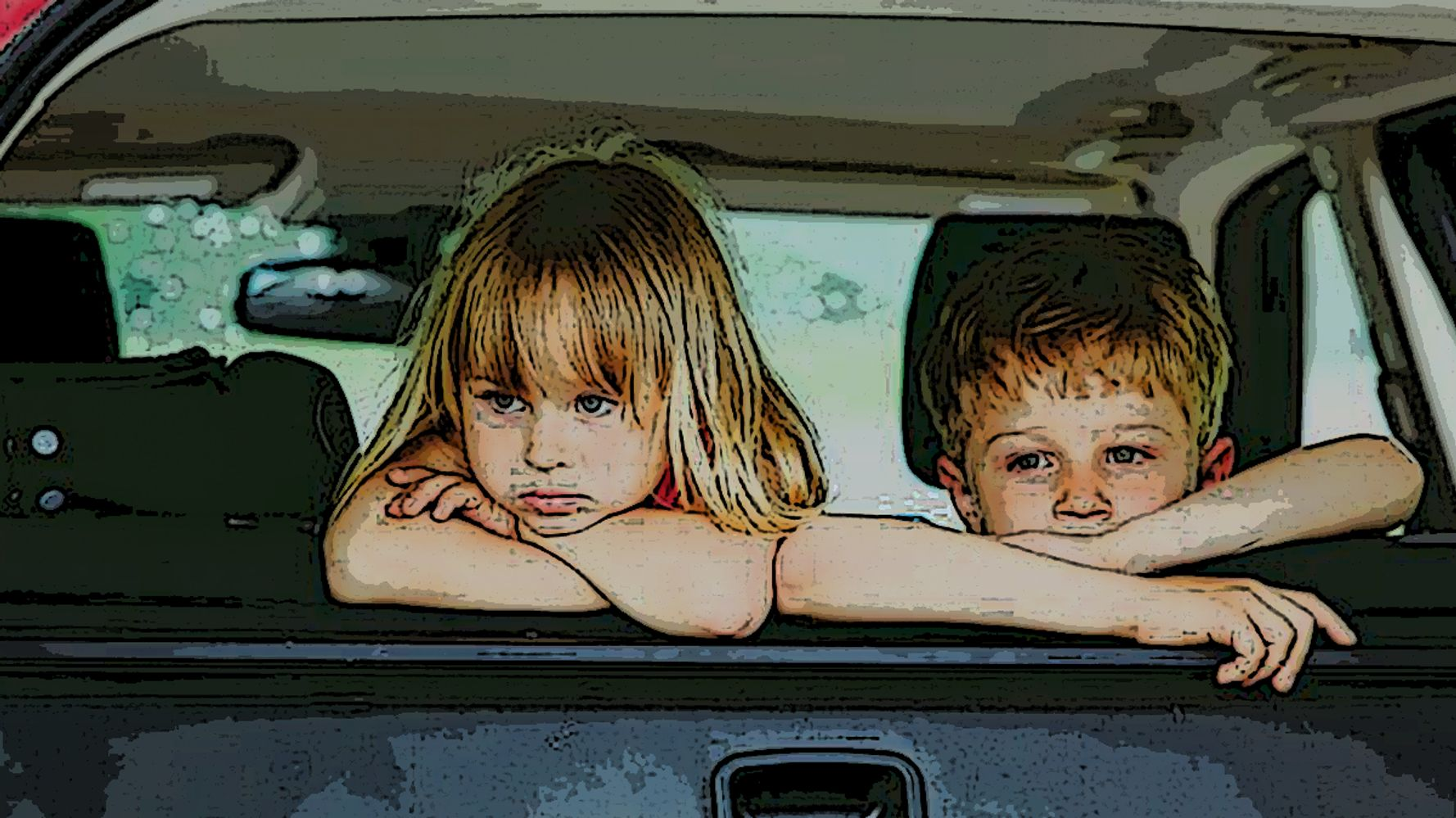 Are We There Yet? 5 Secrets To Drama-Free Christmas Travel With Kids