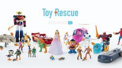 Réparer ses jouets cassés pour quelques centimes, l'idée originale de cette startup