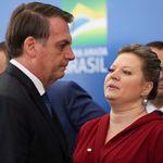 Ex-aliada de Bolsonaro, Joice Hasselmann é escolhida pelo PSL para a liderança na