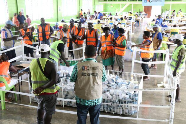 L'île de Bougainville va devenir un État