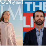 Donald Trump Jr. Slams Time For Naming Greta Thunberg Person of the