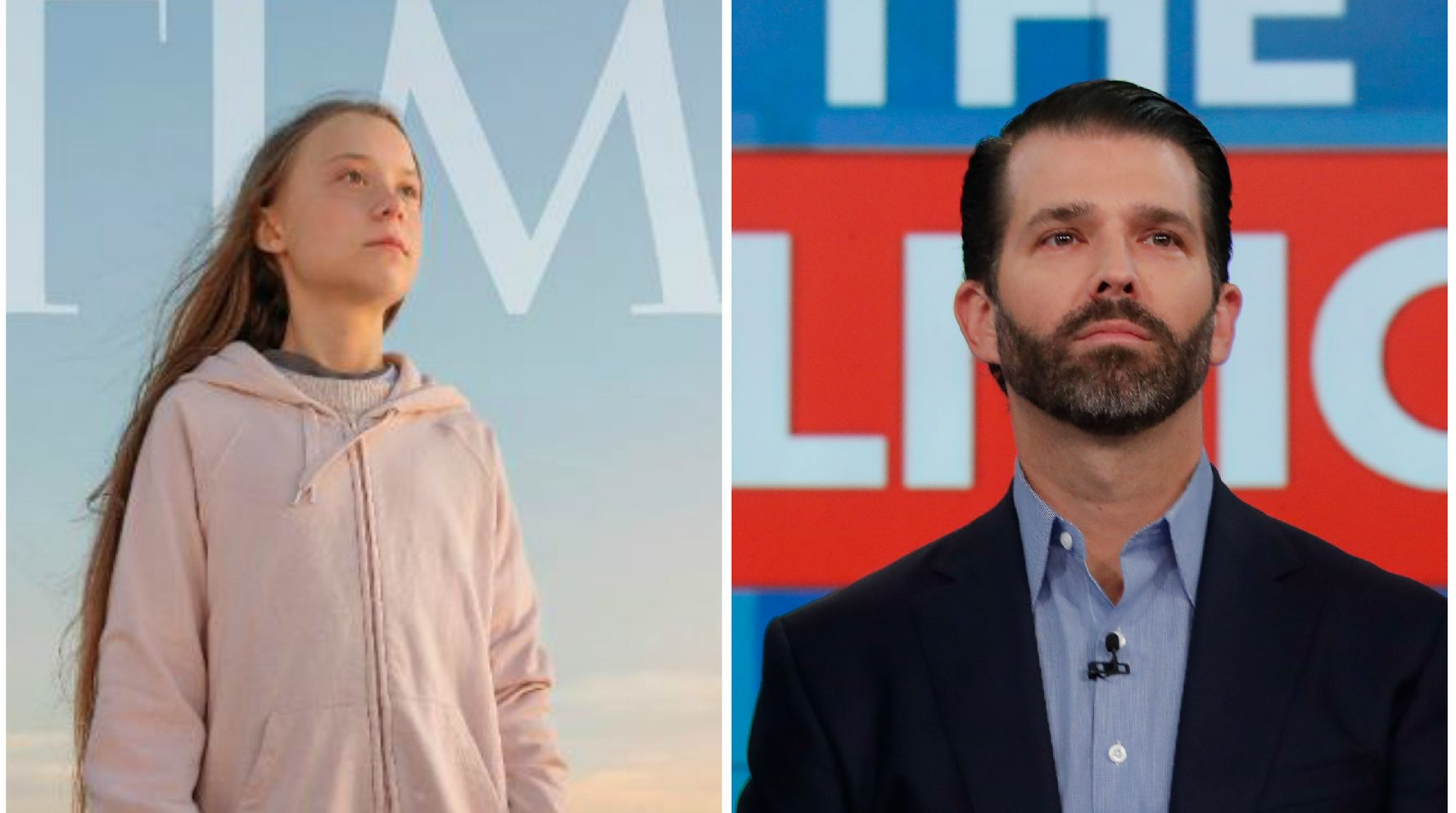 Donald Trump Jr. Slams Time For Naming Greta Thunberg Person of the Year