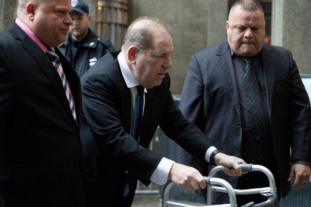 Harvey Weinstein (AP Foto/Mark