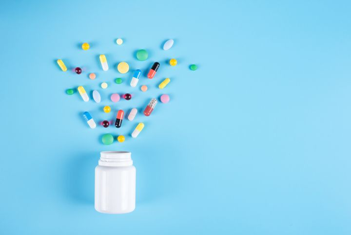 Some medications can affect the color of your stool.