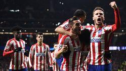 El Atlético cumple frente al Lokomotiv (2-0) y se clasifica para octavos de