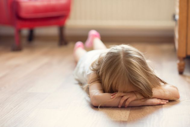 Spoiled kids continue to throw temper tantrums well past
