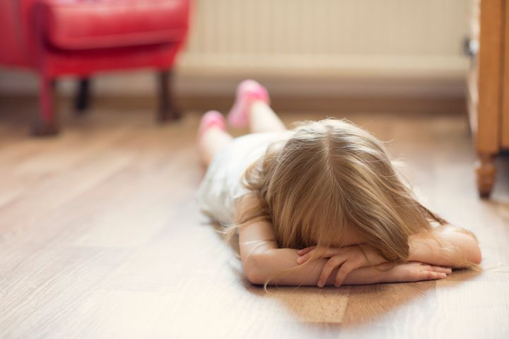 Spoiled kids continue to throw temper tantrums well past toddlerhood.