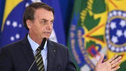 """Bolsonaro évoque la """"possibilité"""" d'être atteint d'un cancer de la"""