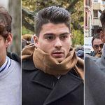 Condenados los tres exjugadores de la Arandina a 38 años de cárcel por agresión sexual a una