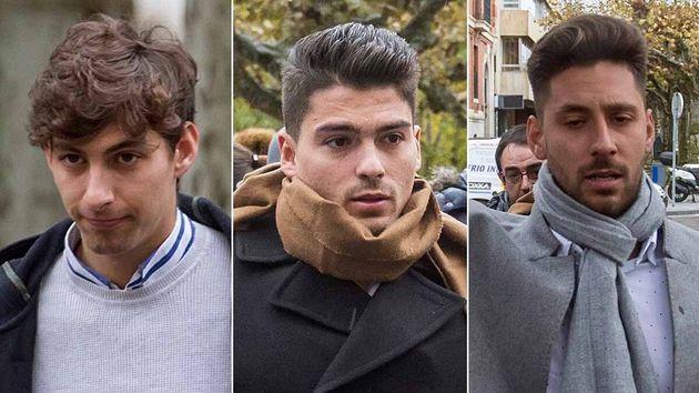 Tres exjugadores de La Arandina, a juicio por agresión sexual a una menor. En la foto, Carlos Cuadrado,...