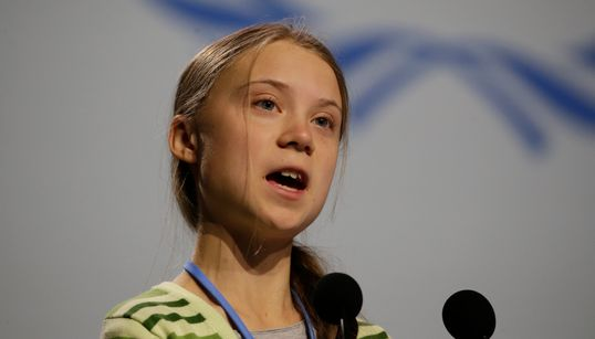 Greta Thunberg Is Time Magazine's Person Of The