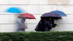 Tiempo: la lluvia será protagonista en Galicia, Cantábrico o