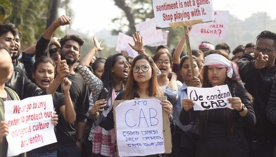 Internet Shutdown In Assam Extended, Centre Issues Content Advisory To TV