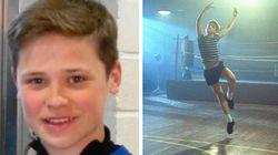 Addio al piccolo Jack Burns, è morto a 14 anni