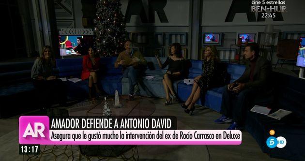 Apagón en 'El programa de Ana Rosa' el 11 de diciembre de